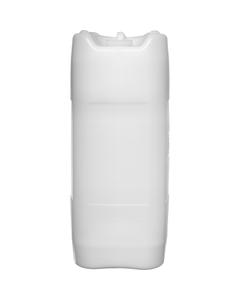 8.5 Gallon Natural Plastic Tight Head, 70mm (8TPI), White Vent Cap