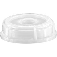 70mm (6TPI) Natural Plastic Screw Cap with 3/4