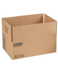 6 x 1 Quart Paint Can Hazmat UN 4G Corrugated Shipping Box, 275#