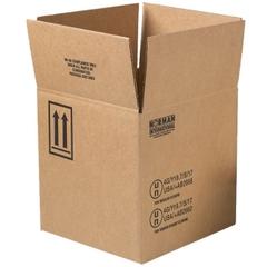 4 x 1 Gallon Plastic Jug Hazmat UN 4G Shipping Box, 275#