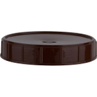 120mm Brown Foam Lined Canister Closure