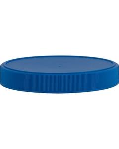 100mm Blue Pressure Sensitive Canister Closure
