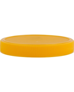 89mm Yellow Unlined Canister Closure