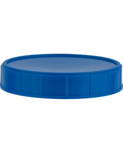 120mm Blue Foam Lined Canister Closure