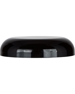 The 67W7DB is a 70mm unlined dome cap. This closure is made of polypropylene and fits our 70mm bottles and jars. This cap has a glossy smooth top and side, and a sloping rounded edge.
