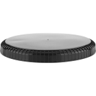 Black Plastic Ink Can Lid for 67W01X and 67W02X