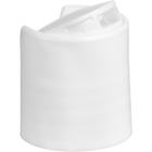 20mm 20-410 White Smooth Disc Top Cap, Valve Seal