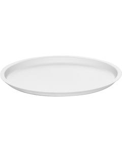 53mm White PVC Plastic Sealing Disc