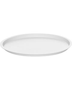 58mm White PVC Plastic Sealing Disc