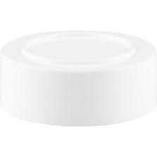 48mm 48-485 White Spice Cap, Unlined