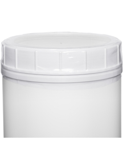 120mm Clear Preform Plastic Shrink Band For Canister Containers