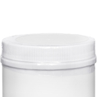 89mm Clear Preform Plastic Shrink Band For Canister Containers