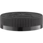 53mm 53-400 Black Child Resistant Cap (Pictorial) w/PS22 Liner (Printed)