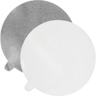 70mm Single-Tab Foil Heat Induction Liner for HDPE/PP, Clean Peel, FoilSeal™ S70A FS 1-13