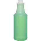 32 oz. Natural HDPE Plastic Carafe Bottle, 28mm 28-400, 51 Grams