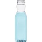 12 oz. Clear PET Plastic Tamper Evident Juice Bottle, 38mm 358DBJ