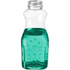 16 oz. Clear PET Plastic Tamper Evident Juice Bottle, 38mm 358DBJ