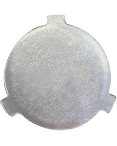 28mm Tri-Tab Foil Heat Induction Liner for HDPE (Clean Peel)