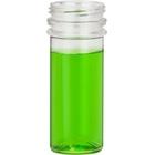 2 oz. Clear PET Plastic Energy Shot Bottle, 38mm 358DBJ