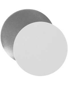 33mm Foil Heat Induction Liner for HDPE/PP, Clean Peel