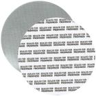 """58mm Foil Pressure Sensitive Liner, """"Sealed for Freshness"""" in Black (Uni-Foam™ PS-F1)"""