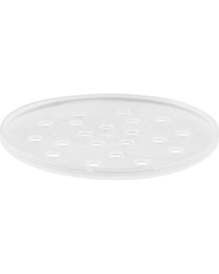 63mm Natural Sifter Fitment with 20 Holes