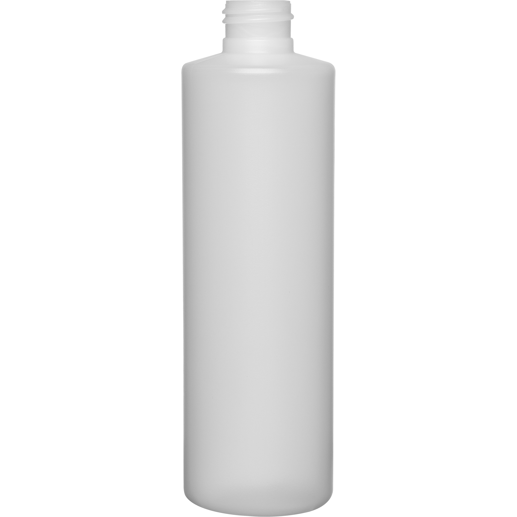 Black Polypropylene Ribbed Cap with F217 Liner for 24mm by 410 Thread Mouth Bottle 48 Caps