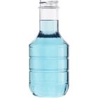 16 oz. Clear PVC Plastic Hot Fill Decanter Bottle, 38mm 38-400