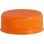 38mm Orange Ipec Snap 38-ISS Drop Lock Tamper Evident Cap