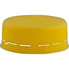 38mm Yellow Ipec Snap 38-ISS Drop Lock Tamper Evident Cap
