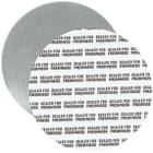 """48mm Foil Pressure Sensitive Liner, """"Sealed for Freshness"""" in Black (Uni-Foam™ PS-F1)"""