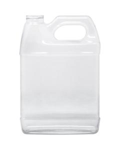32 oz. Clear PVC Plastic F-Style Bottle, 33mm 33-400