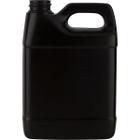 32 oz. Black HDPE Plastic F-Style Bottle, 33mm 33-400