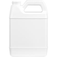 32 oz. White HDPE Plastic F-Style Bottle, 33mm 33-400