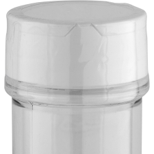 48mm 85.5 x 35 Clear Perforated Shrink Band