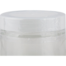 53mm 90 x 25 Clear Perforated Shrink Band
