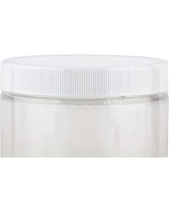89mm 150 x 25 Clear Perforated Shrink Band