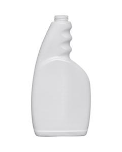 23 oz. Natural HDPE Plastic Trigger Spray Bottle, 28mm 28-400