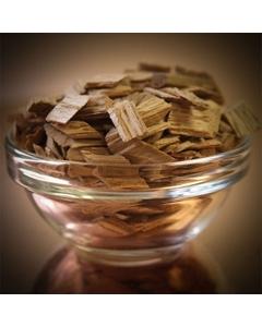 Oak Chips, Light Toast, American Oak