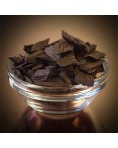 Oak Chips, Heavy Toast, American Oak (1 lb.)