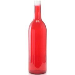 750 ml Red Bordeaux Wine Bottles, Cork, 12/cs