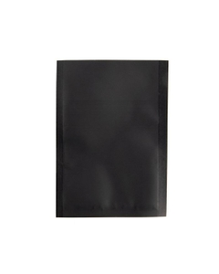 """3-1/2"""" x 2-1/2"""" Black Child Resistant Barrier Bag, Single Use"""