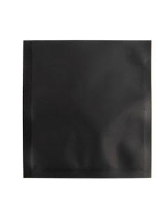 """3-3/4"""" x 3-1/2"""" Black Child Resistant Barrier Bag, Single Use"""