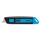 Secunorm Profi Right Hand Spring Loaded Knife, Semi-Automatic Blade Retraction