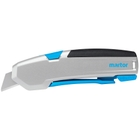 Secupro 625 Auto-Retractable Safety Cutter, Rounded-Tip Trapezoid Blade