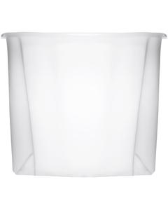3.5 Gallon HDPE (15ml) Liner for Plastic Pails