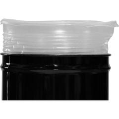 55 Gallon 15mil LDPE Pleated Rigid Drum Liner