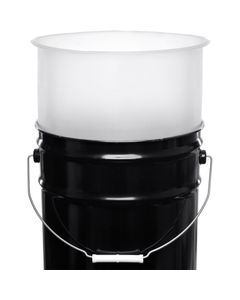 6 Gallon HDPE (15 mil) Liner for Steel Pails