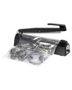 """12"""" Impulse Sealer, Hand Operated, 1/16"""" Seal, Up to 12 Mil Thickness"""