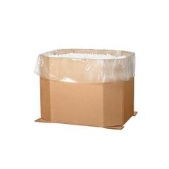 "46"" x 38"" x 24"" Extra Heavy-Duty Octagon Bottom Corrugated Box,1300#/ECT-155"